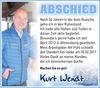 Kurt Wendt
