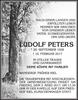 LUDOLF PETERS