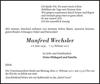 Manfred Wechsler