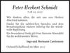 Peter Herbert Schmidt