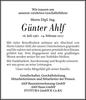 Günter Ahlf
