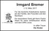 Irmgard Bremer