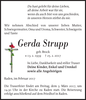 Gerda Strupp