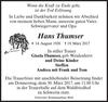 Hans Thumser