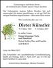 Dieter Künstler