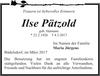 Ilse Pätzold