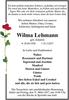 Wilma Lehmann