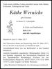 Käthe Wernicke