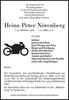 Heinz-Peter Nörenberg