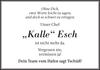 Kalle Esch