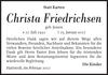 Christa Friedrichsen