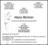 Hans Reimer
