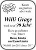 Willi Grage