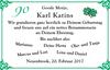 Karl Katins
