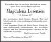Magdalena Lorenzen