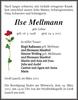 Ilse Mellmann