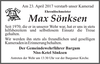 Max Sönksen
