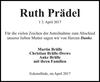 Ruth Prädel