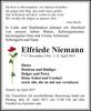 Elfriede Niemann