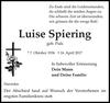 Luise Spiering
