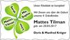 Mattes Tilman